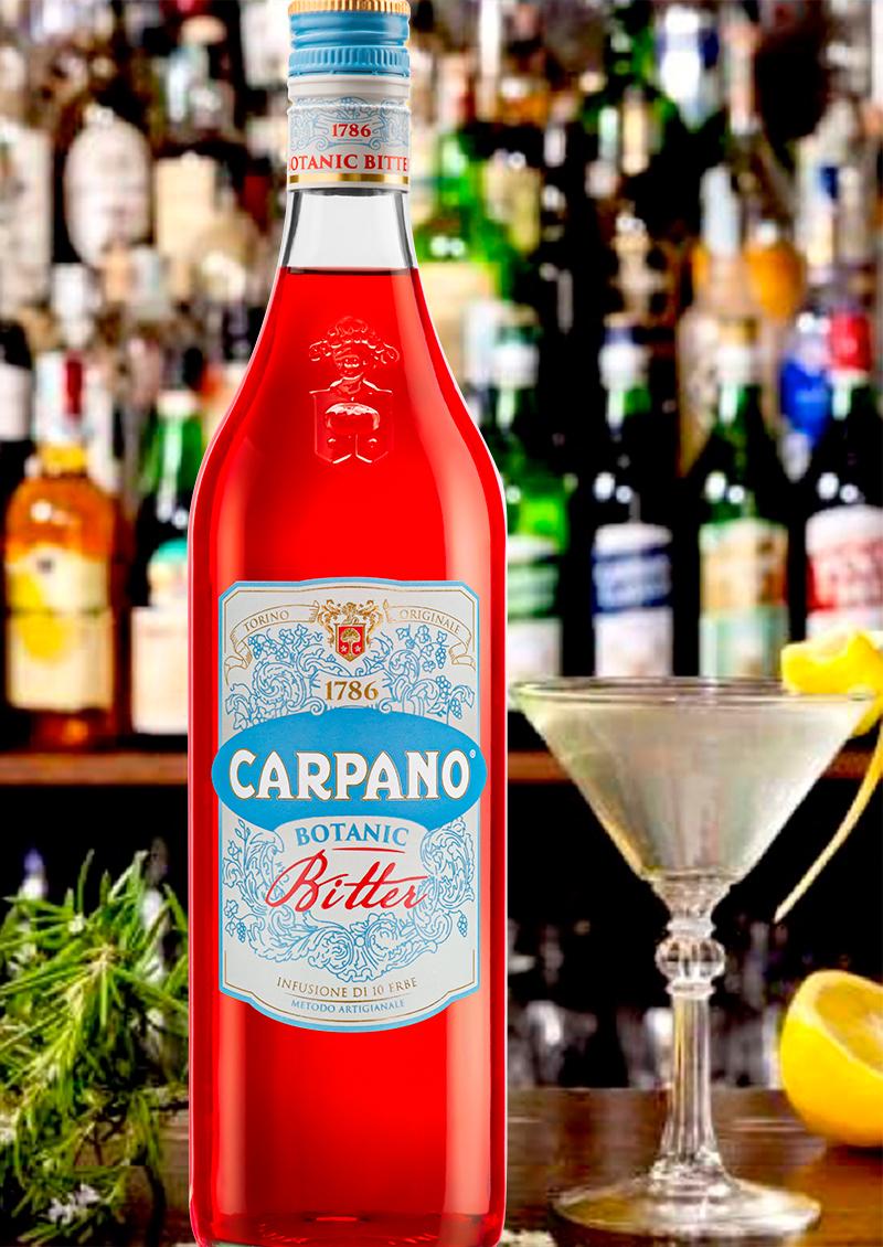 Brands, Aperitivo, CARPANO BOTANIC   GLOBAL PREMIUM BRANDS