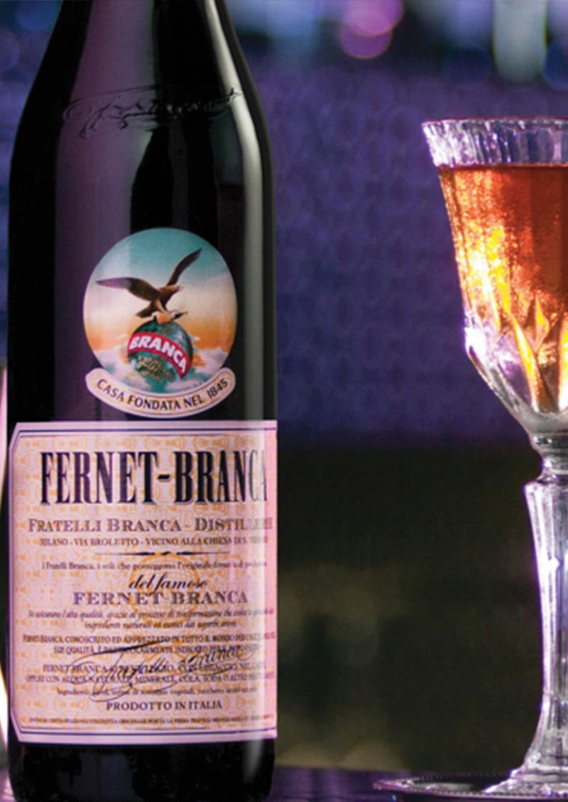 Brands, Aperitivo, FERNET BRANCA | GLOBAL PREMIUM BRANDS
