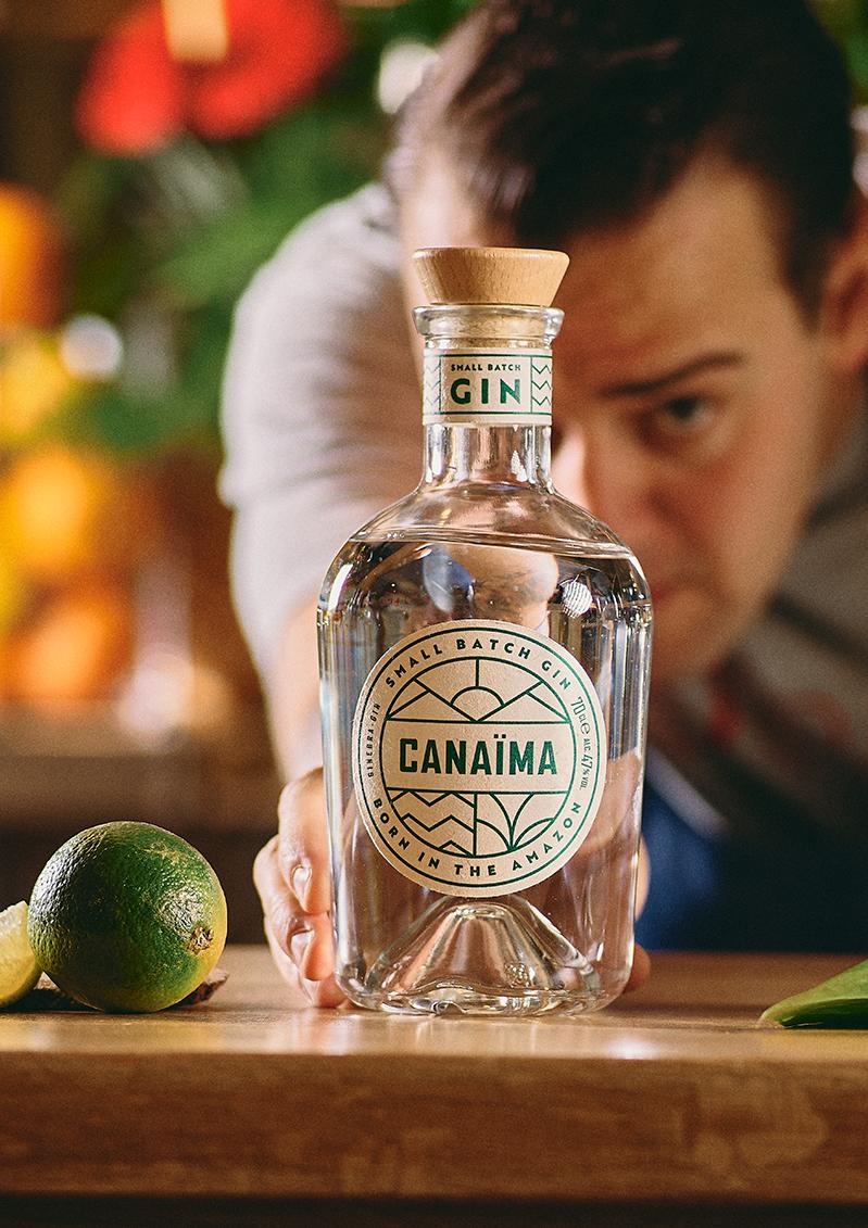 Brands, Gin, CANAÏMA | GLOBAL PREMIUM BRANDS