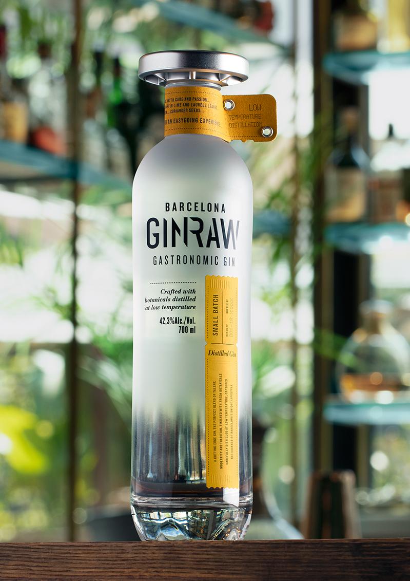 Brands, Gin, GINRAW | GLOBAL PREMIUM BRANDS